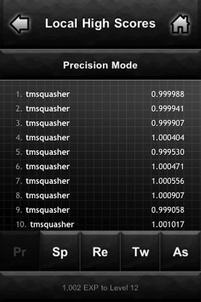 Screenshot Tap Master I