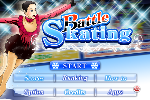 Screenshot Battle Skating